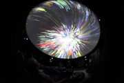 UNM Arts Lab dome