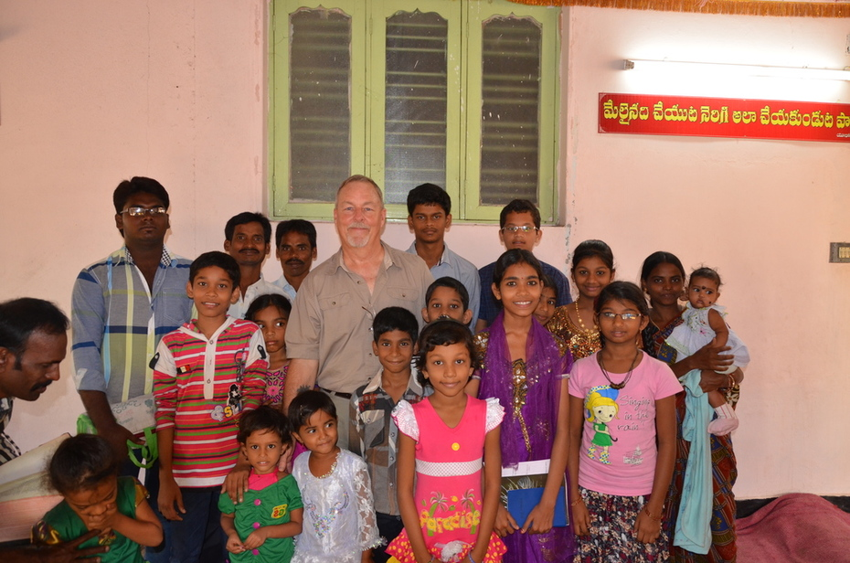 India mission work
