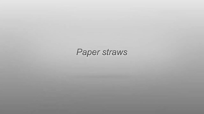 How To Decide On One Top Paper Straws Company?