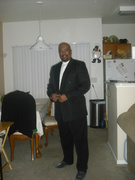 Khalil, ready for job interview