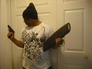Khalil Amani mouse pad mobster