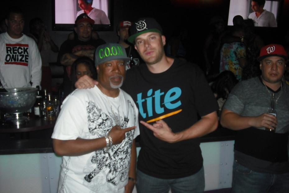 Khalil & Chris Karns VH-1 Master of the Mix