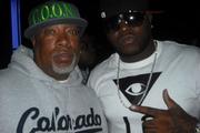 khalil & rapper Cabby reppin Denver