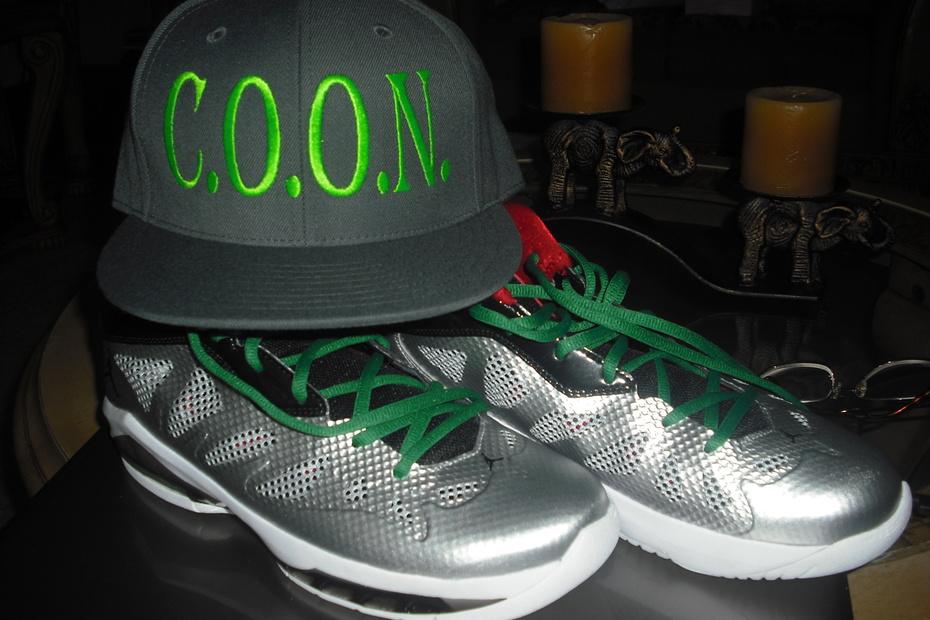 C.O.O.N. Life! Shoe game!