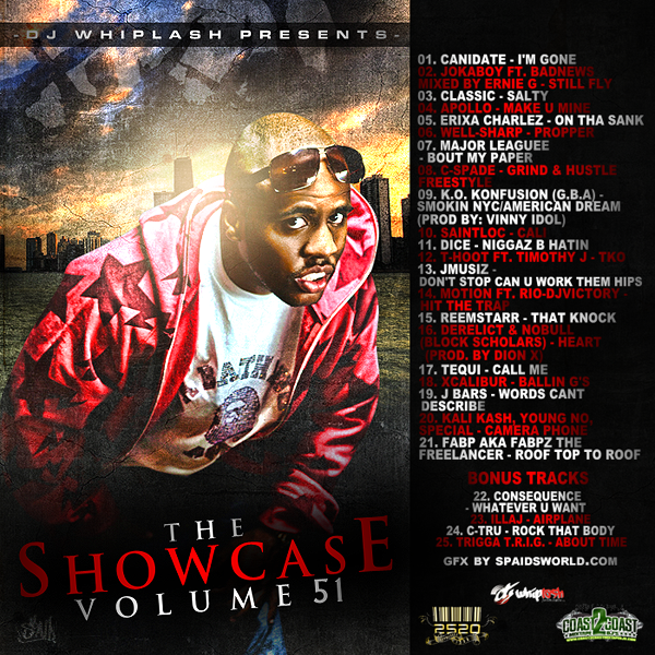 The Showcase 51
