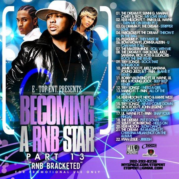 Becomin A R&B Star 13