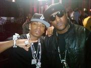 ON THE SET OF PLIES & JEEZY VIDEO SHOOT IN MIAMI
