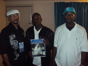 ME AND THE FOUNDERS OF HOOD ILL MAG