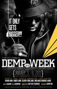 The 14th Annual DempWeek 2011