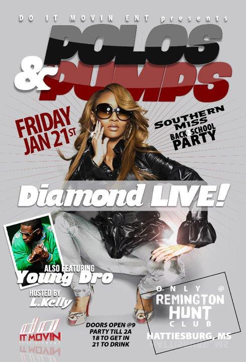 diamond flyer