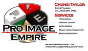 Pro Image Empire businesscard