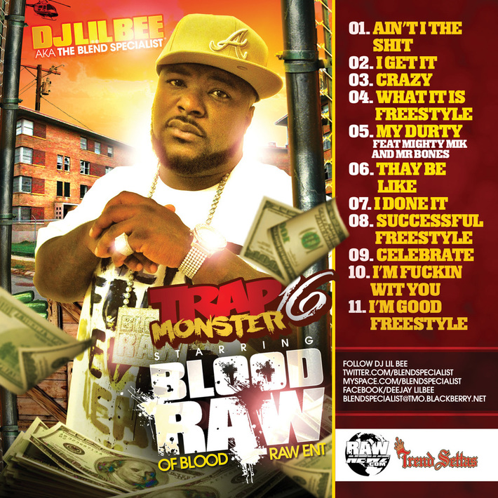 TRAP MONSTER 16 FEAT BLOOD RAW LINK BELOW