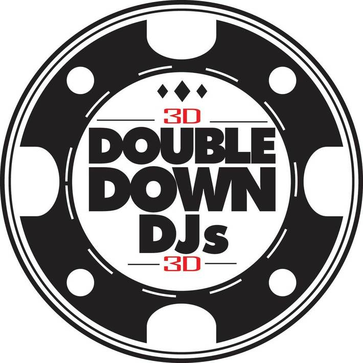 Double Down DJs official logo