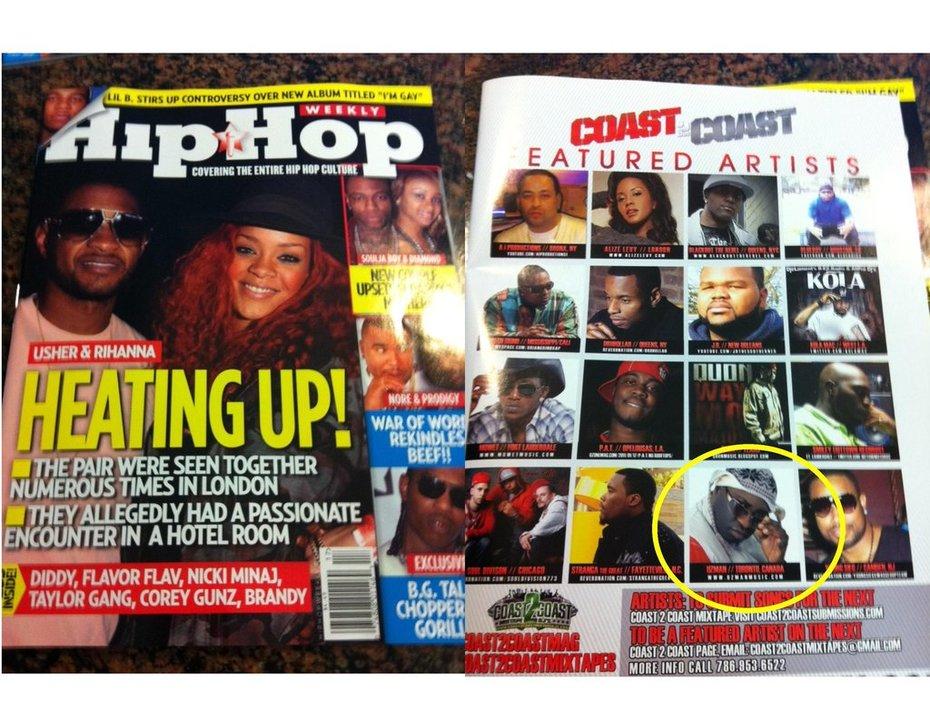 Hip Hop Weekly Magazine