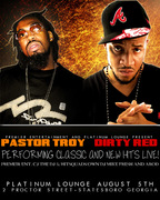 pastor troy flyer