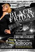 SOUTHERN MINDZ Black Friday PARTY