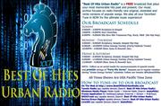 Best Of Hits Urban Radio - Broadcast Schedule (Summer2015)
