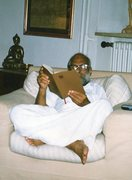 S.V. Govindan reading