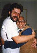 S.V. Govindan - free hugs pioneer