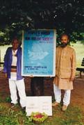 S.V.Govindan in Valsesia