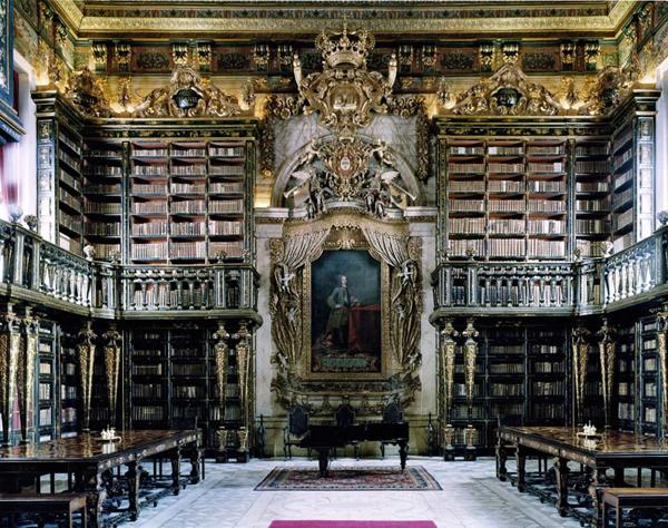 Biblioteca dell'Università di Coimbra