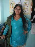 Rekha made it!