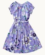 Charlotte Flower Cotton Dress