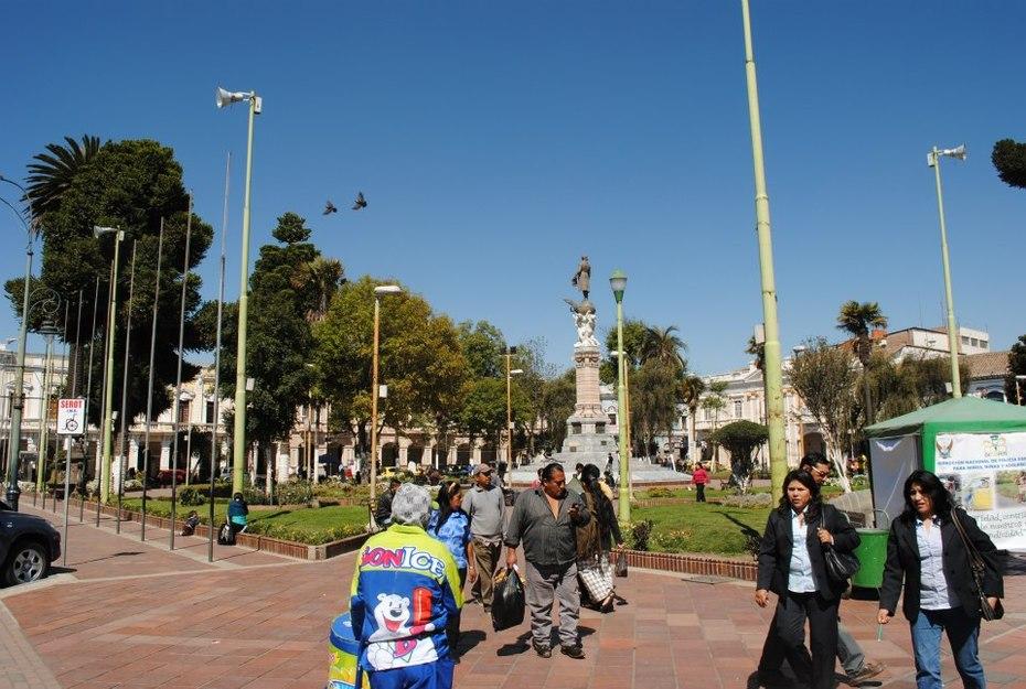Riobamba todo empieza aqui