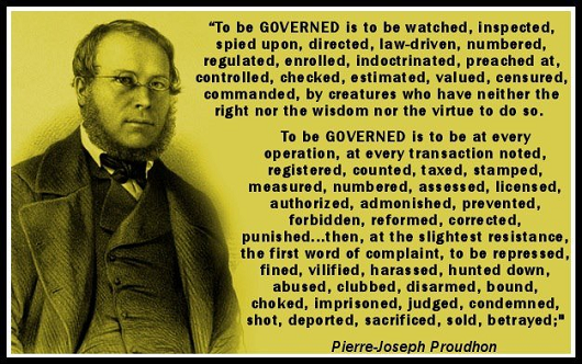 To Be Governed