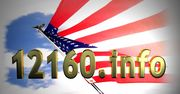 12160 INFO American Flag