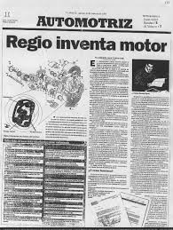 Gearturbine Project El Norte Newspaper
