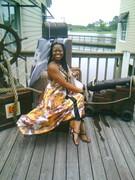 Just me posing at the bay