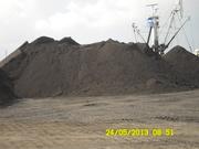 manganese ore loading