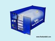 Flexitank BBL with Frame Bars