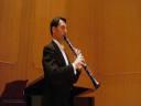 Romualdo Barone {clarinet}