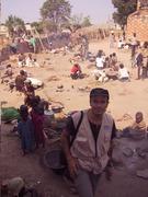 Caconda (Angola, 2001)