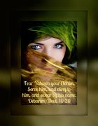 fear YHVH your elohim