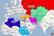 Map of Biblical Empires