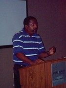 Maurice Speaking2