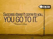 Go Meet Success!!