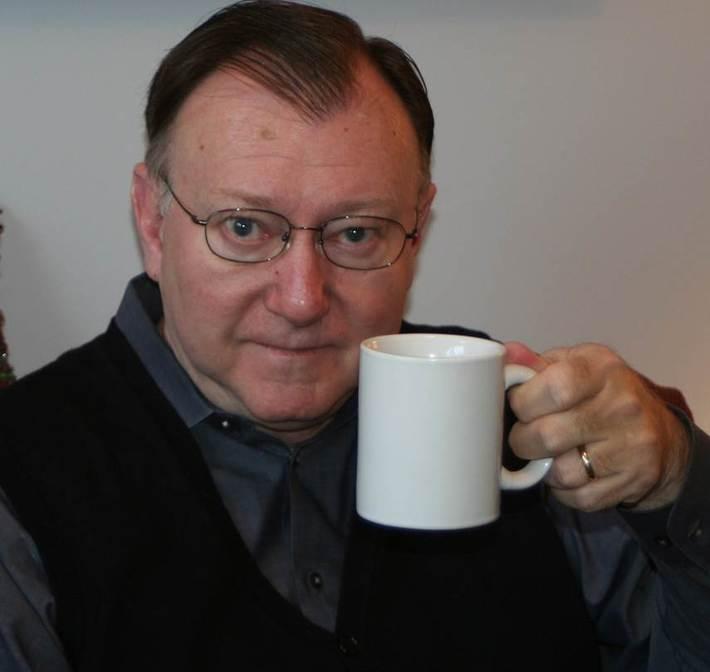 Steve & Coffee Cup