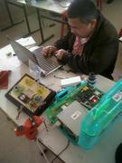 Maestros aprendiendo a programar con Kiri 1