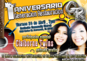 Claiborne Family Ministries Twins