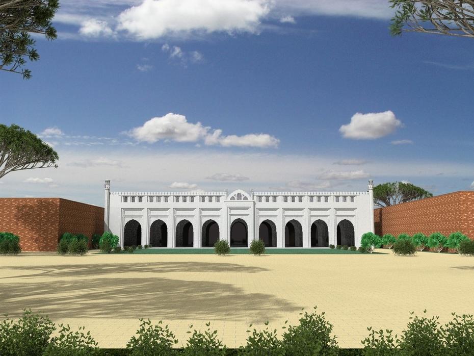 Masjid Single Floor Proposal