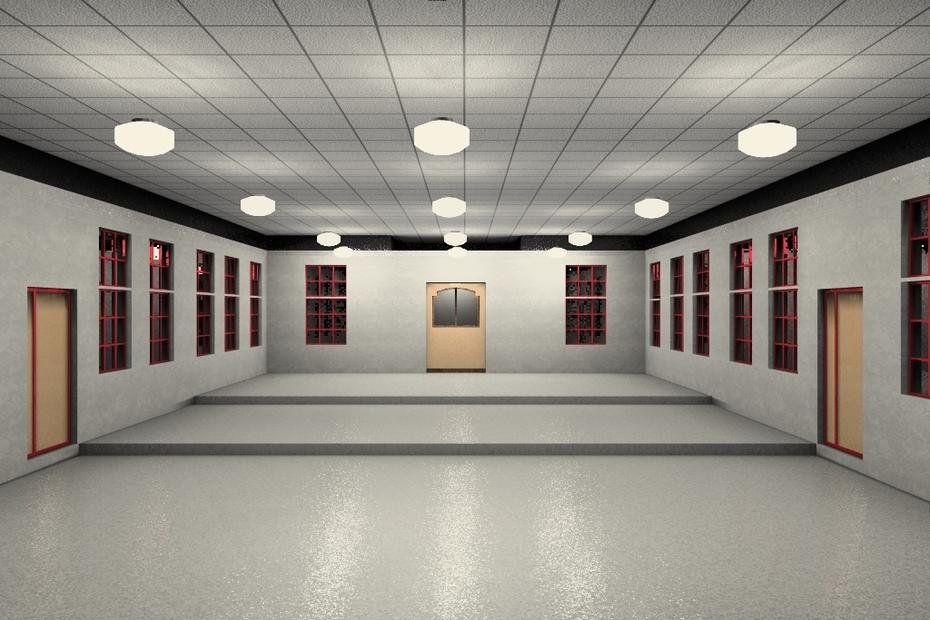 2nd presentation interior