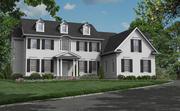 Long Island Colonial