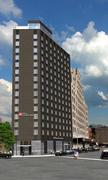 Hotel Streetscape