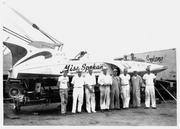 Miss Spokane and Crew