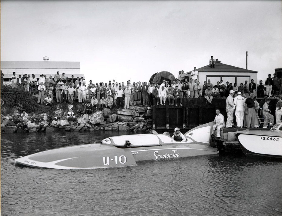 Scooter Too, U-10