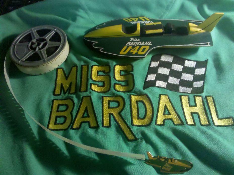 Cabover Miss Bardahl's secret testing sessions on DVD